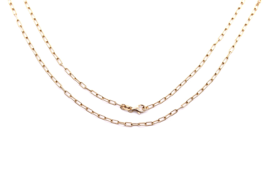 """Rae Links"" Chain Necklace"