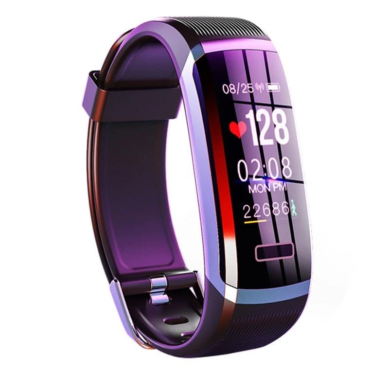 Real-time Heart Rate Monitor Fitness Tracker Smart Watch - Smart Budget Watch