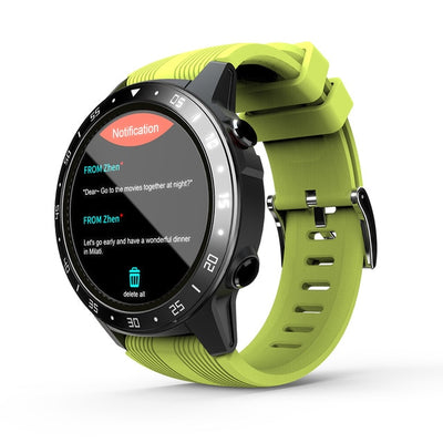 Sport Smartwatch for Men and Women with Heart Rate/Blood Pressure Monitor - Smart Budget Watch