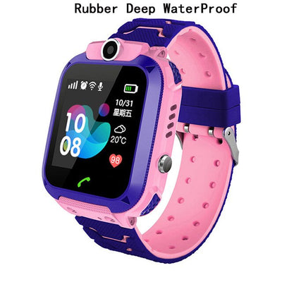 Q12 Kid SmartWatches Smart Watch for children with Anti-lost Location Tracker - Smart Budget Watch