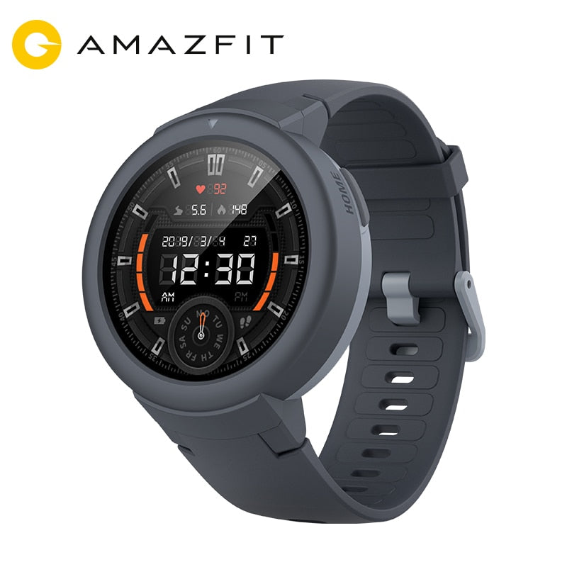 Global Version Huami AMAZFIT Verge Lite Smart Watch - Smart Budget Watch