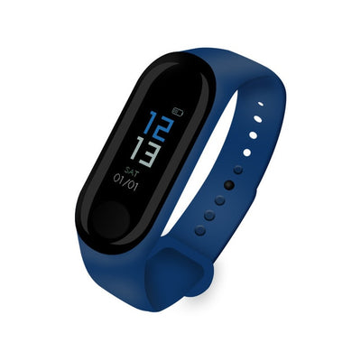 Blood Pressure Heart Rate Monitor Smart Watch - Smart Budget Watch