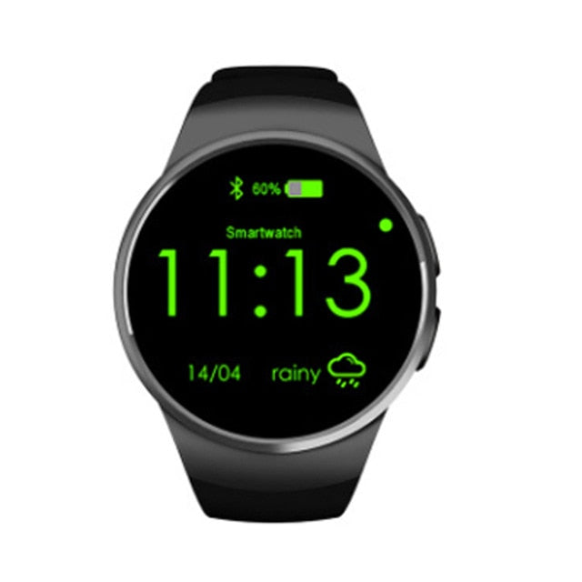 Electronic Wristwatch Phone Bluetooth Smart Watch - Smart Budget Watch