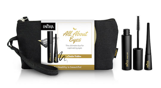 INIKA Limited Edition Holiday Sets