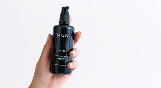 Product Spotlight: MUN Ayour Body Toning Serum
