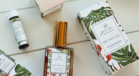 Welcome Prim Botanicals: Luxurious, Exotic and Incredibly Effective
