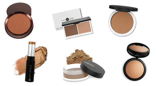 Six Natural Bronzers for a Sun-Kissed, Faux Glow!