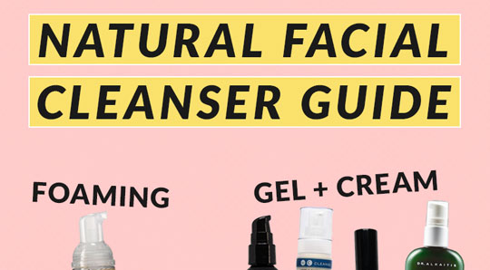 Natural Cleansers 101: Choosing the Best Cleanser for Your Skin