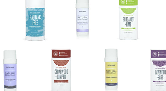 8 Tips for a Successful Switch to Natural Deodorant (Without the Stink!)