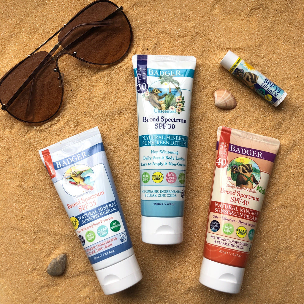 Be Ready For Spring Break With Safe Sun Protection!