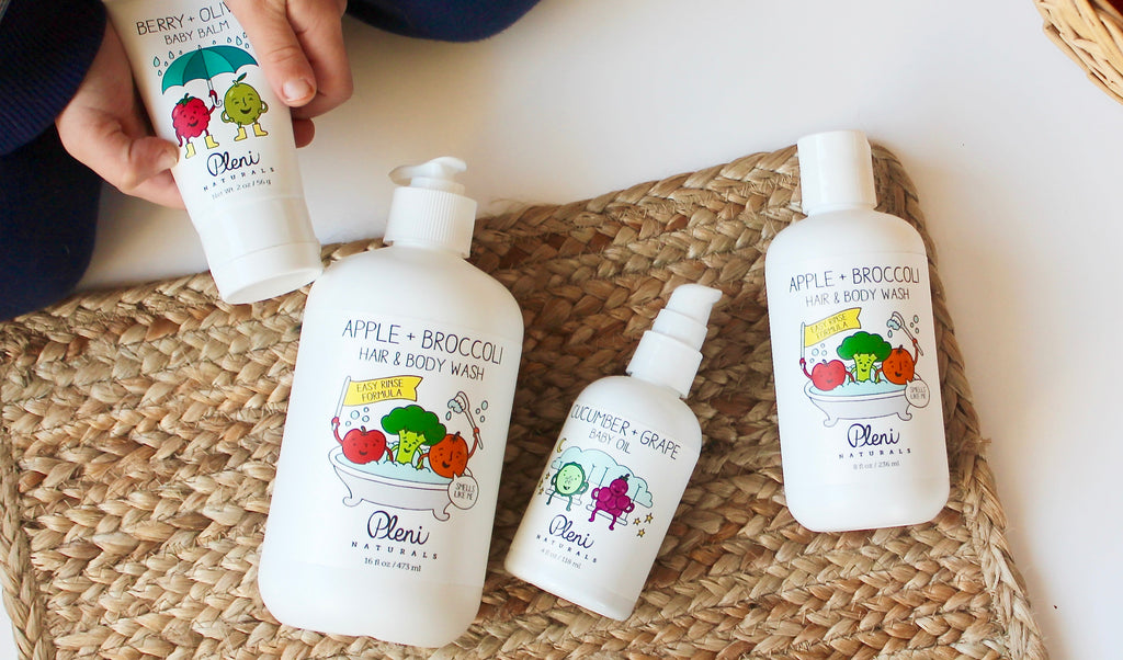 Pleni Naturals Skincare for Kids