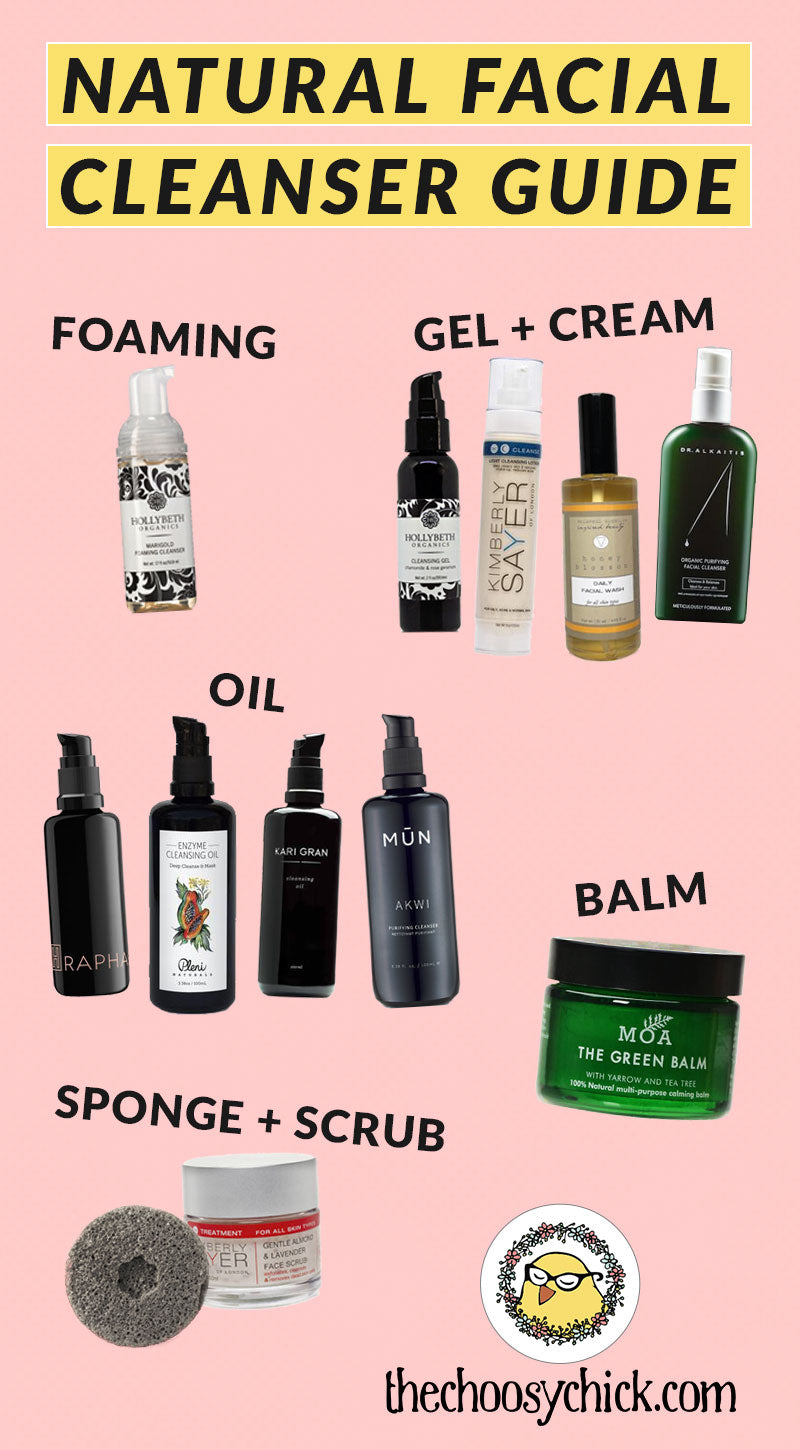 Natural Cleanser Guide