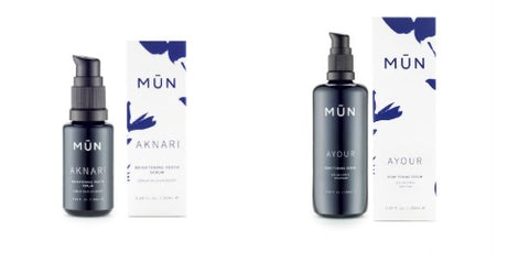 Mun Skincare at The Choosy Chick