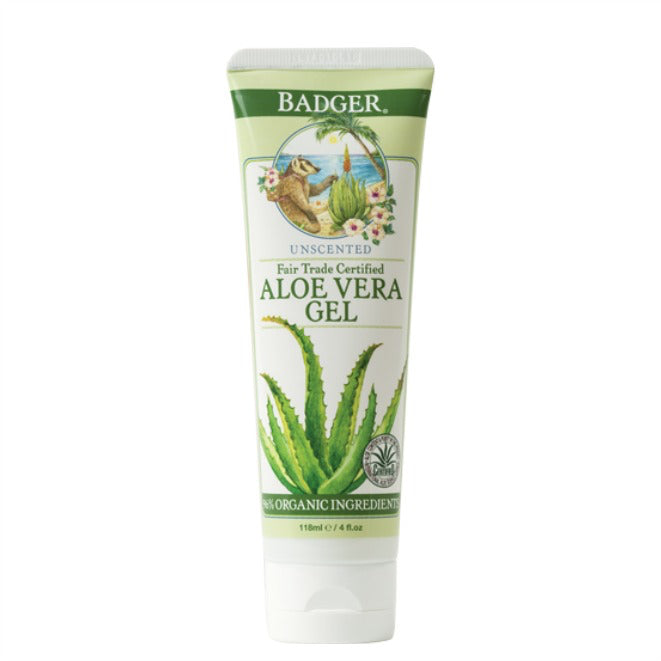 Fair Trade Aloe Vera Gel