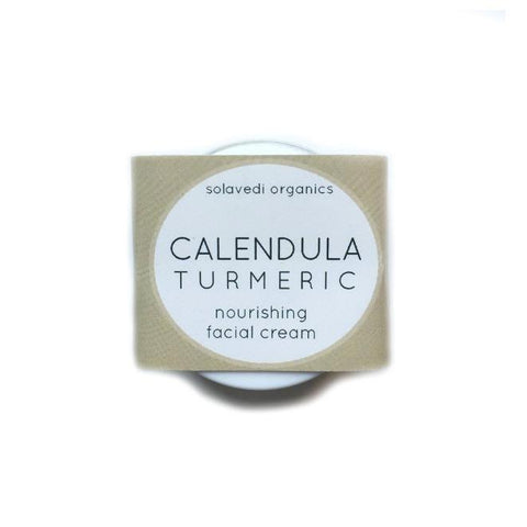 Calendula Turmeric Day Cream with EPF
