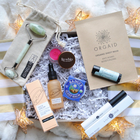 LBBC Green Beauty Box