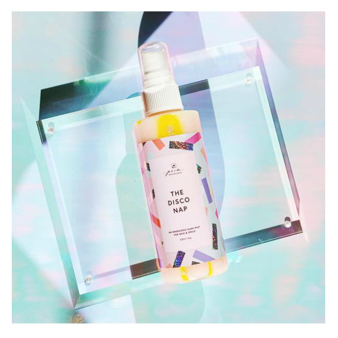 The Disco Nap - An Energizing Aura Mist For Skin & Space