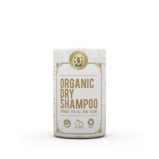 Organic Dry Shampoo Powder - Unscented