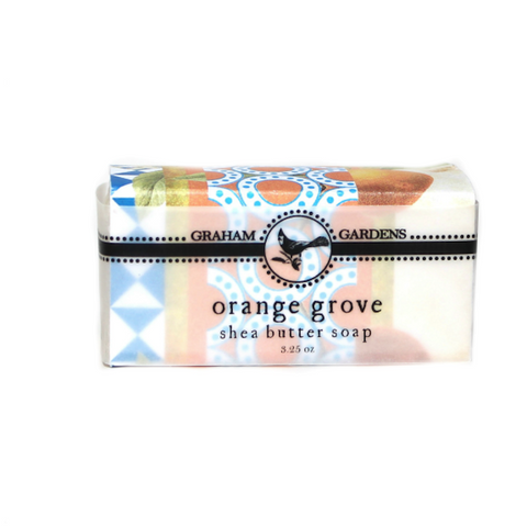 Orange Grove Shea Butter Soap