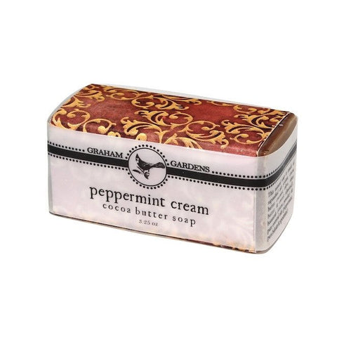 Peppermint Cream Soap