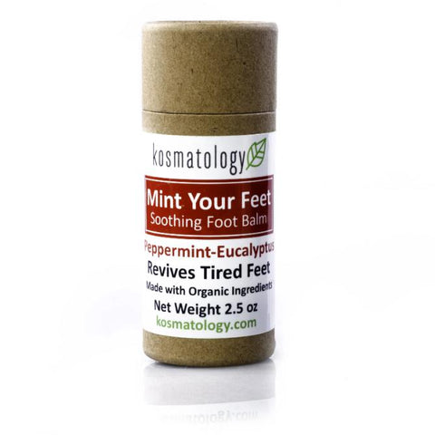 Mint Your Feet Balm