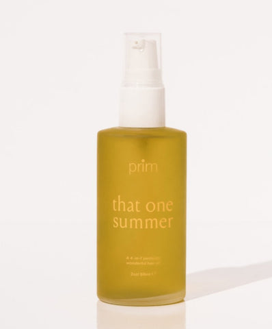 That One Summer Hair Oil
