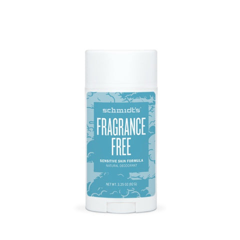 Sensitive Skin Fragrance Free Deodorant Stick