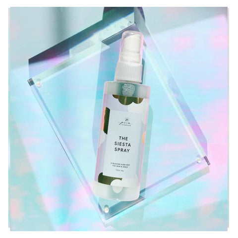 The Siesta Spray -  A Relaxing Aura Mist For Skin & Space
