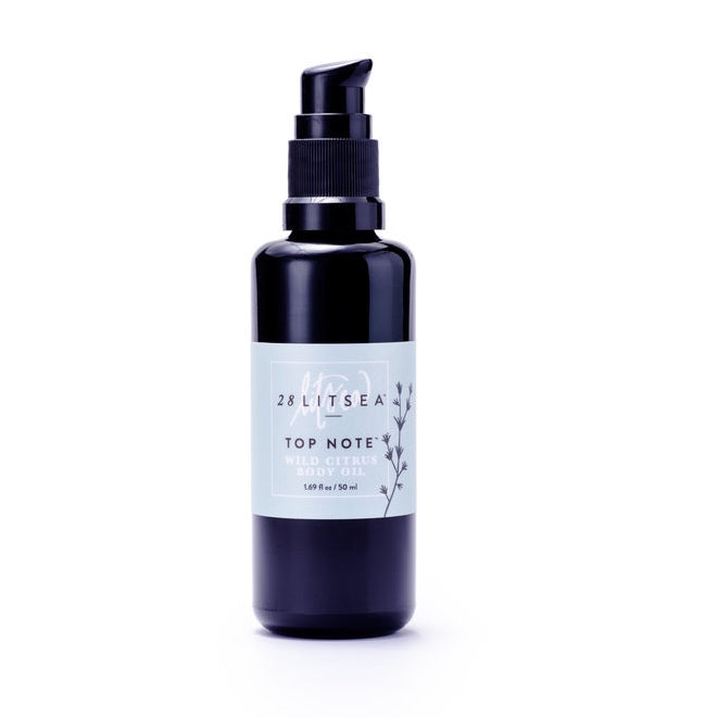Top Note Wild Citrus Body Oil