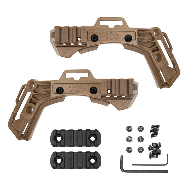 EXFIL® Carbon/LTP Rail 3.0 Retrofit Kit