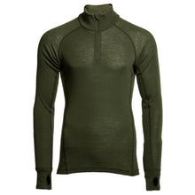 Load image into Gallery viewer, HAWK - Raptor Long Sleeve Zip Top-Armadillo Merino-Brigantes Consulting Ltd