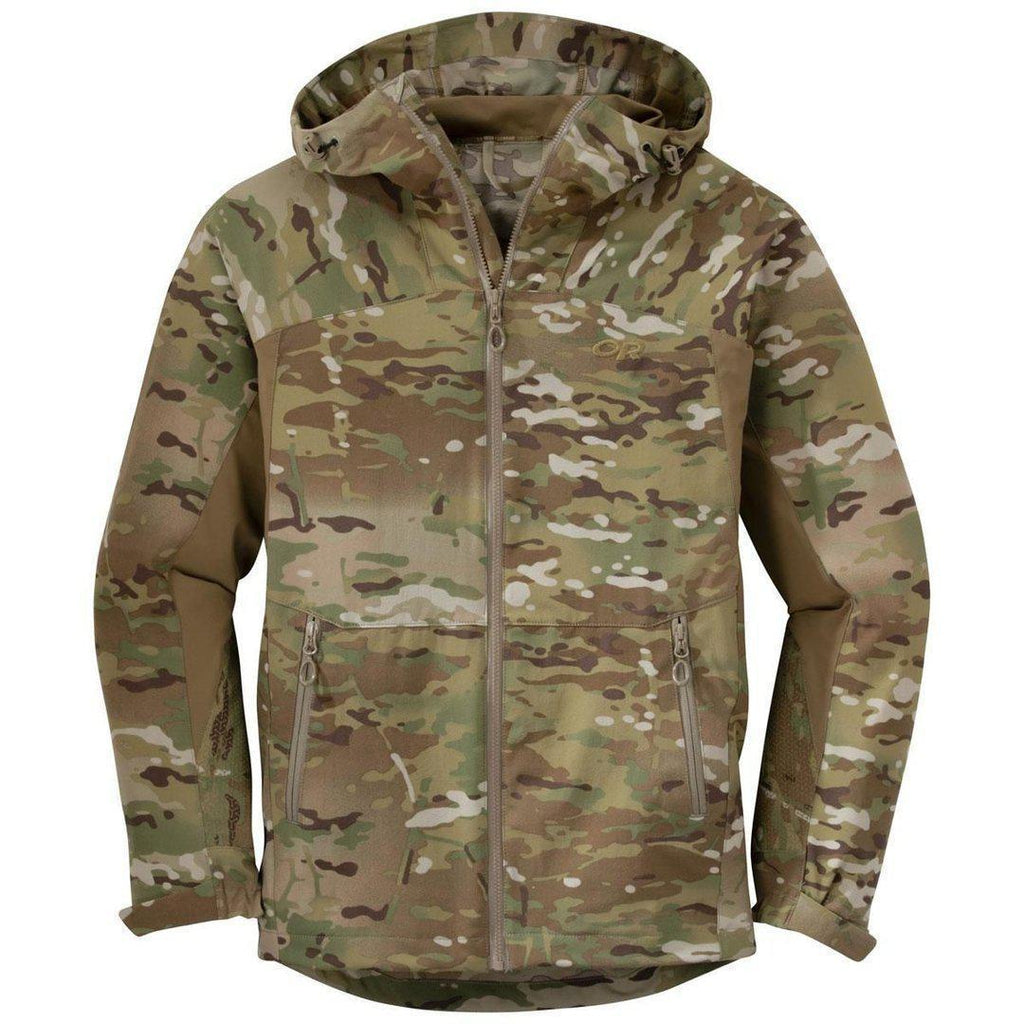 Obsidian Hooded Jacket-OR Tactical-Brigantes Consulting Ltd