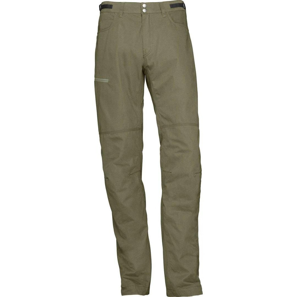 Svalbard - Mid cotton Pants-Norrona-Brigantes Consulting Ltd