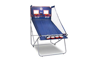 Pop-A-Shot Official Dual Shot Sport Basketball Arcade Game – 10 Games – 6 Audio Options – Durable Construction – Easy Fold Up - ItsASportsVibe