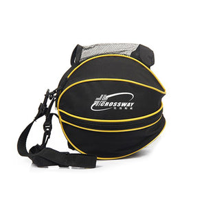 Outdoor Sports soccerball Basketball One Shoulder Or Double-Shoulder Bag Backpack Waterproof - ItsASportsVibe