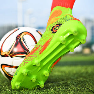 Long Spikes Outdoor Mens Soccer Cleats - ItsASportsVibe