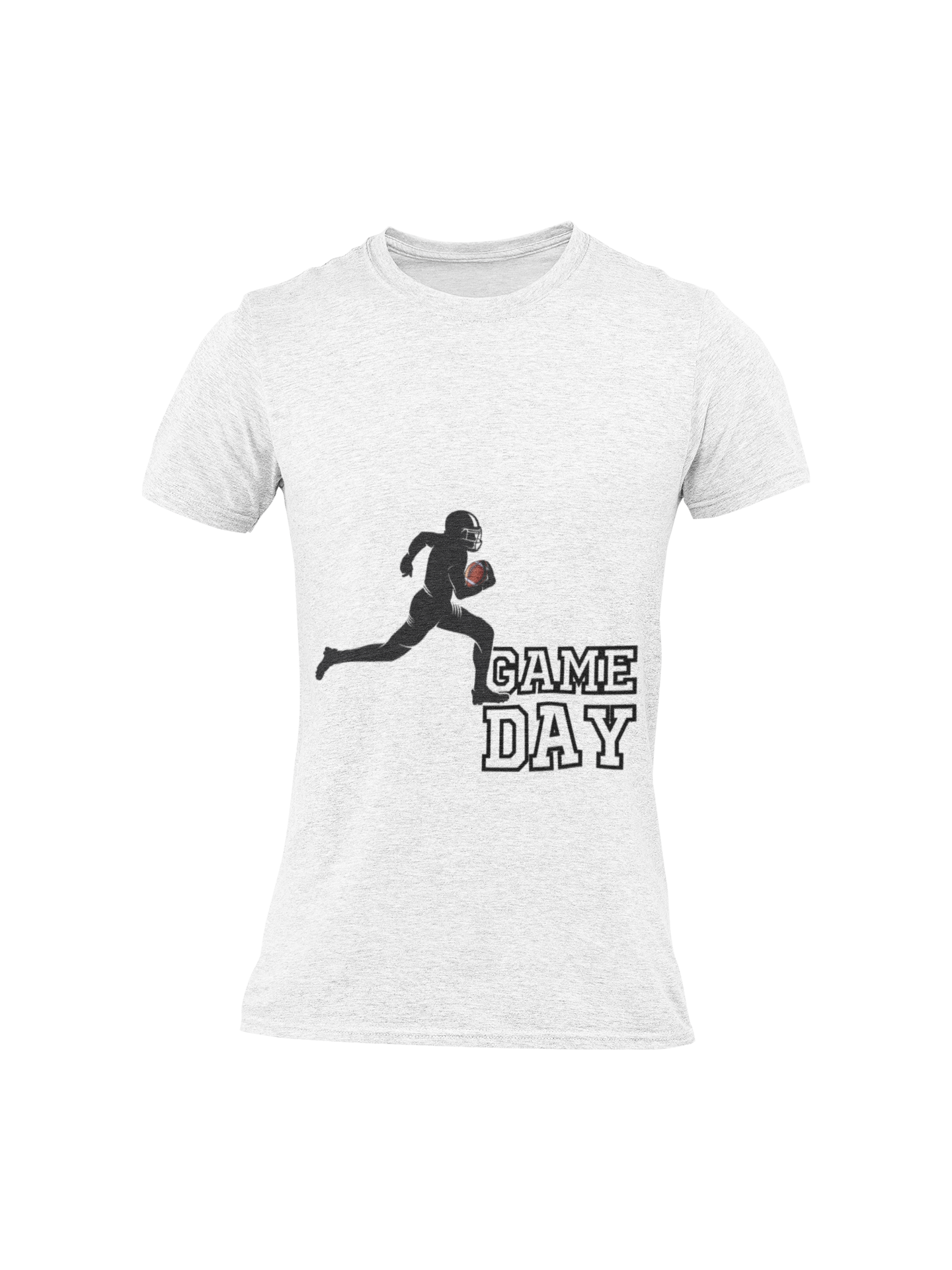 Short-Sleeve Game Day Football T-Shirt - ItsASportsVibe