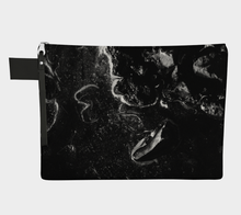 "Load image into Gallery viewer, ""Captive"" Zipper Pouch"