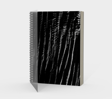 "Load image into Gallery viewer, ""Clawed"" Spiral Notebook"