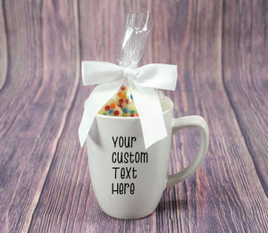 Filled Marshmallow Pick-Me-Up Gifts