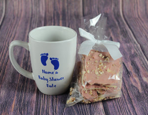 Bark Favors Chocograms favor