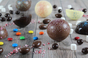 Candy Filled Spheres Pick-Me-Up Gifts