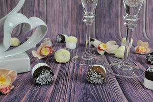 Filled Marshmallows Favors favor Chocograms