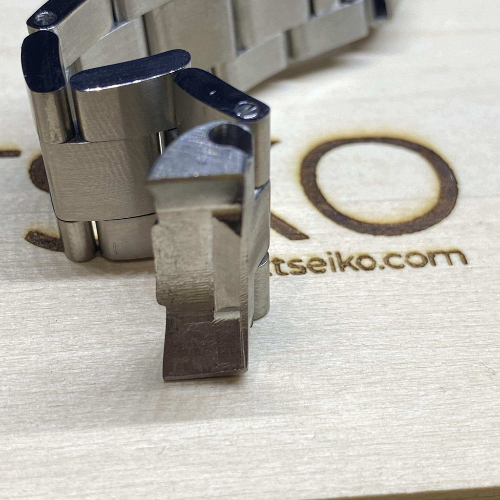 watch band Stainless Steel Oyster Bracelet nextseiko