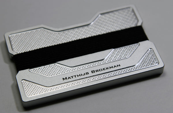 Stealth Series : Aluminum Wallets - Sapling Inc.