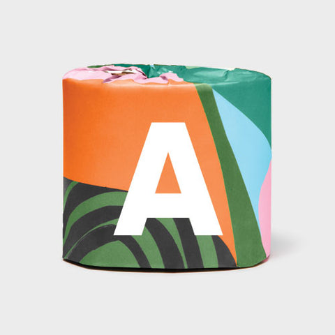 The A-Z Edition Gift Box - 12 Double Length Rolls