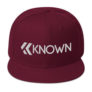 KNOWN Snapback - Gift of God Designs