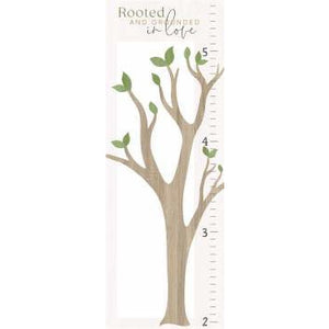Rooted growth chart