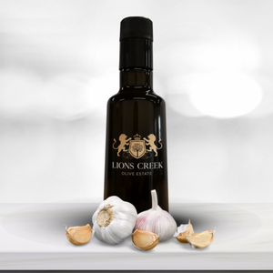Roasted Garlic Infused Extra Virgin Olive Oil