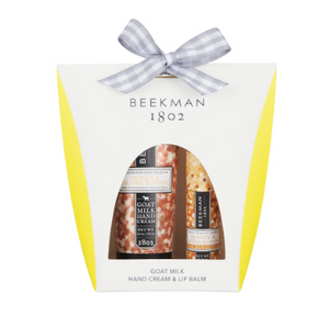 Honey & Orange Blossom Holiday Pack